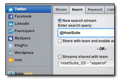 Hootsuite - Message Management Monitoring