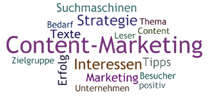 Content-Marketing für potenzielle Kunden
